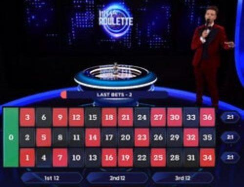 Mega Roulette de Pragmatic Play Live arrive sur CasinoBit