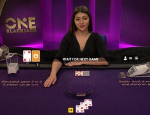 ONE Blackjack à découvrir sur CasinoBit