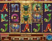 Design de la machine à sous Amulet of Dead de Play'n Go dispo sur Casino Extra