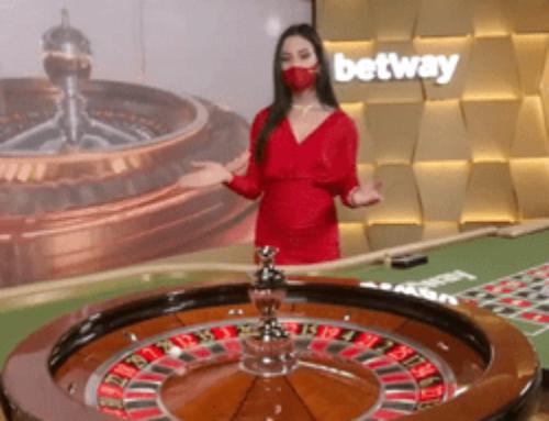 Cricket Live Roulette : exclusivité Betway par Authentic Gaming