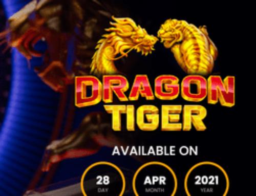 Pragmatic Play Live Casino annonce Dragon Tiger