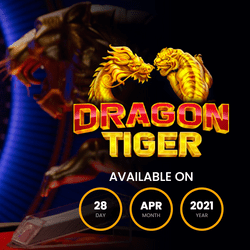 Le jeu en direct Dragon Tiger de Pragmatic Play Live sort le 28 avril 2021