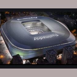 Le stade Santiago Bernabeu du Real Madrid pourrait accueillir un casino