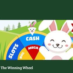 La promo Winning Wheel sur Dublinbet pour le mois d'Avril 2021
