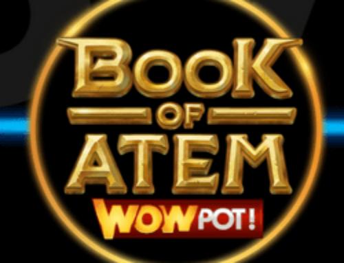 Le jackpot progressif WowPot tombe à 15 millions de livres sterling