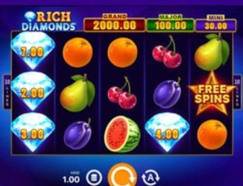 Zoom sur les 3 nouvelles free slots de Lucky31