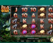 Zoom sur la machine à sous Lava Gold débarque sur Cresus Casino
