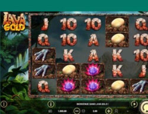 La machine à sous Lava Gold débarque sur Cresus Casino