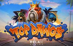 Machine a sous gratuite Top Dawgs de Relax Gaming