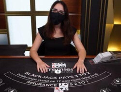 Les croupiers de retour dans les casinos et les clubs de jeux à Paris