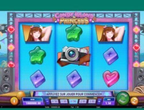 Jouer au freeslot Candy Island Princess sur Cresus Casino