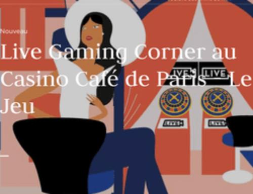 Le Casino Café de Paris ajoute des roulettes électroniques