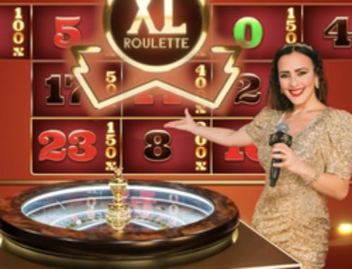 XL Roulette, le nouveau jeu en live Authentic Gaming sur Dublinbet Mobile