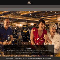 Une joueuse passe 96 heures d'affiliée a jouer au baccarat au Crown casino de Melbourne