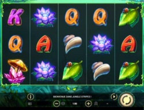 La slot en ligne Jungle Stripes de Betsoft débarque sur Cresus Casino