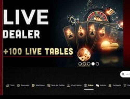 Les jeux en direct de Pragmatic Play Live Casino sur Nevadawin