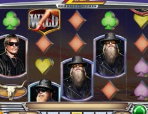 Machine à sous ZZ Top de Play'n GO sur Cresus Casino