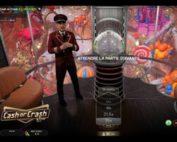 Cash or Crash du logiciel Evolution est accessible sur Cresus Casino
