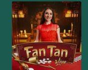 Jeu en live Fan Tan d'Evolution disponible sur Cresus Casino
