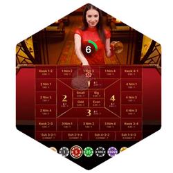 Fan Tan, le nouveau jeu en live d'Evolution prochainement disponible sur Magical Spin