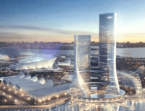 MGM dévoile son projet d'hôtel-casino à Osaka